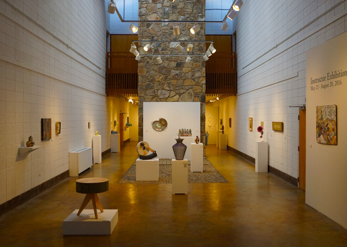 Sandra J Blain Gallery in Arrowmont