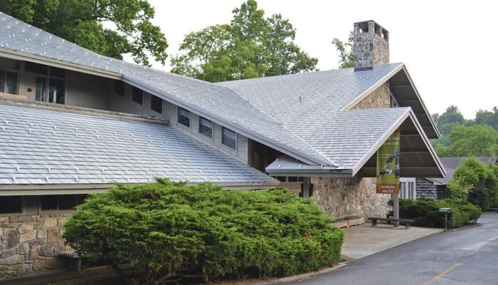 Arrowmont School in Gatlinburg, TN