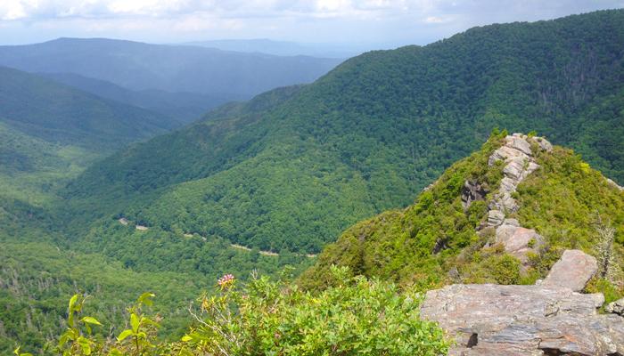 Mountain View Smoky Mountains