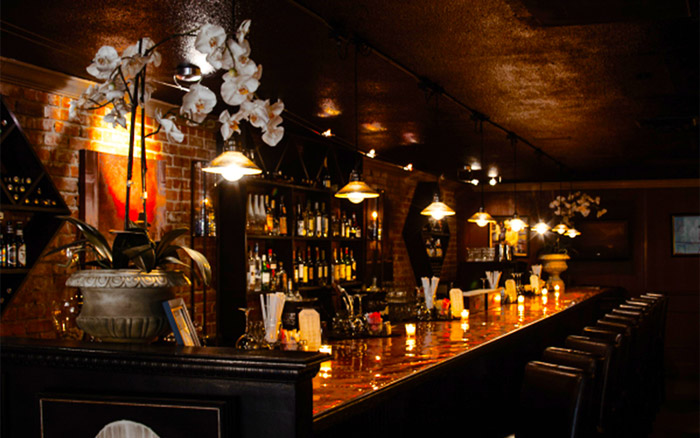Bar at Bistro 109