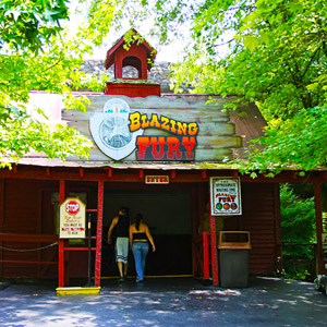 Blazing Fury in Dollywood