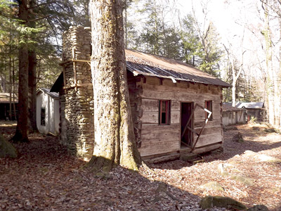 The Levi Trentham Cabin