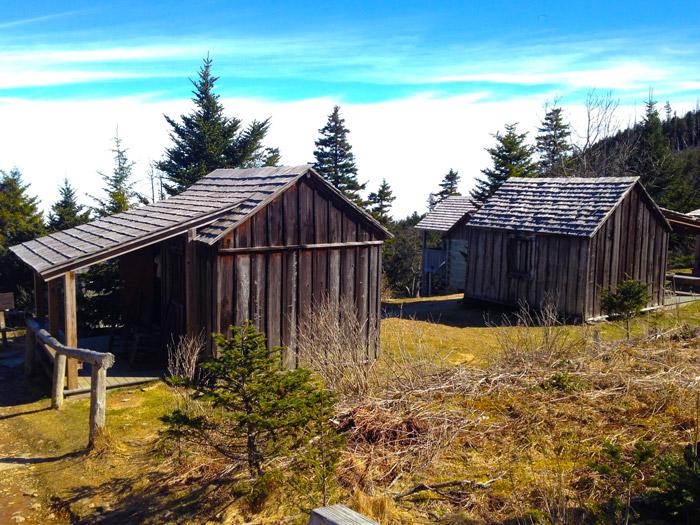LeConte Lodge Cabins