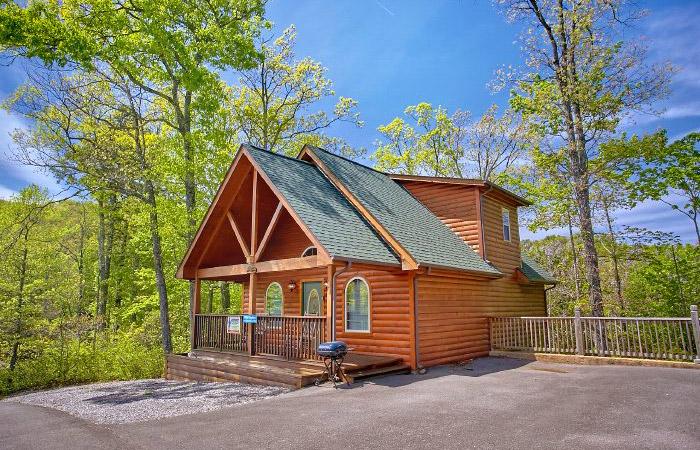 Chalet Village Cabins Near Gatlinburg Convention Center