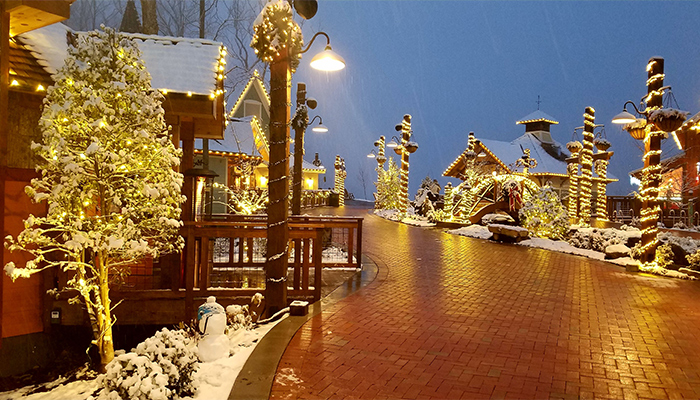 Whats Open Sevierville Tn Christmas Eve 2020 7 Things To Do On Christmas Day in Gatlinburg, TN