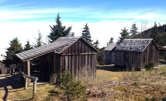 LeConte Lodge on Mt. LeConte