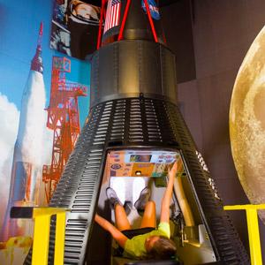Space Attractions in Wonderworks