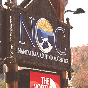 NOC Gatlinburg Sign