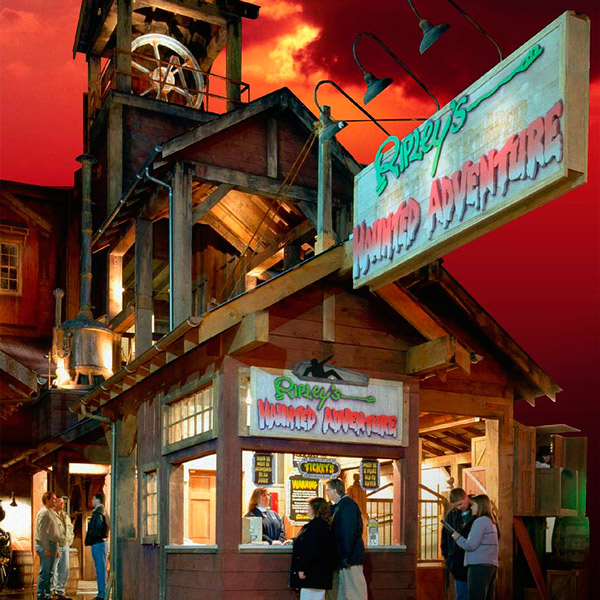 Ripley's Haunted Adventure in Gatlinburg, TN