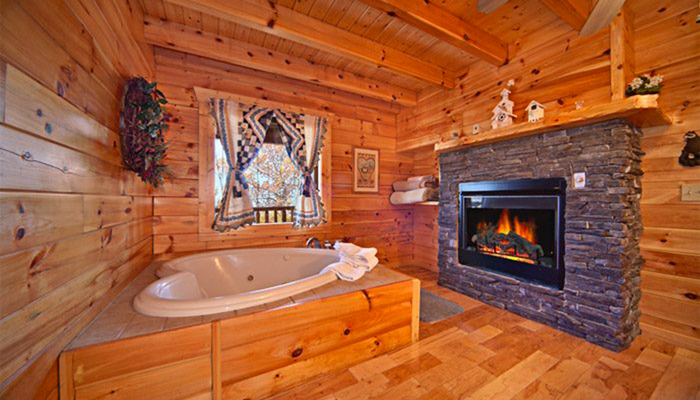 Cabin For Couples in Gatlinburg
