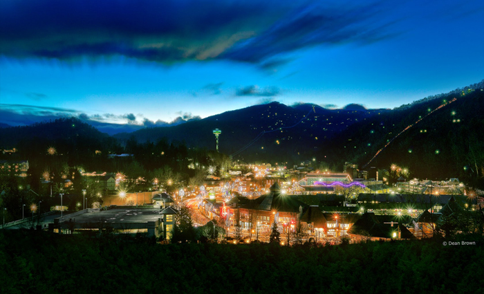Romantic Restaurants in Gatlinburg, TN