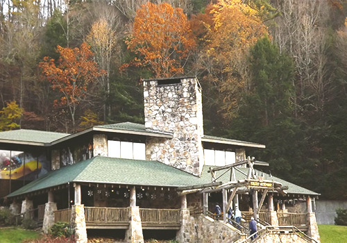 Nantahala Outdoor Outpost in Gatlinburg, Tennessee