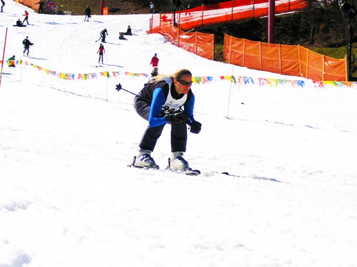 Skiing At Ober