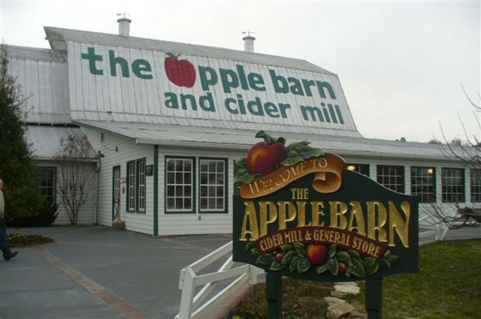 The Apple Barn Restaurant