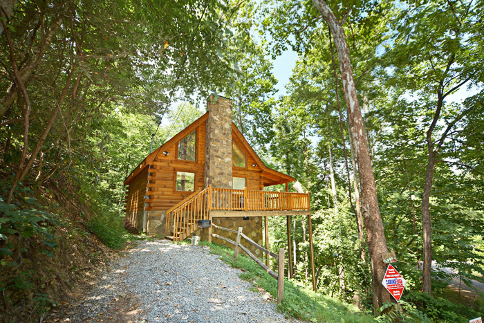 Cabin Rental in the Smoky Mountains