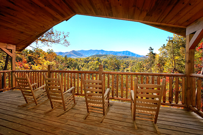 Cabins With Beautiful Views of the Smokies