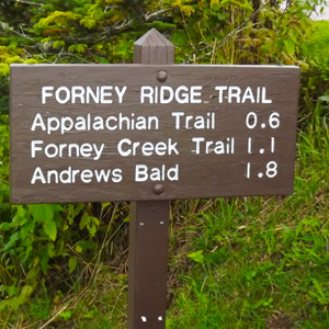 Forney Ridge Trail