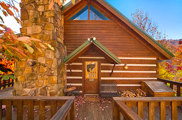 Secluded Cabin Rental in Gatlinburg