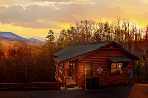 Cabins in the Glades in Gatlinburg