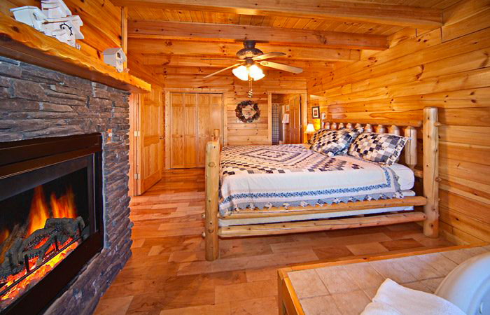 Gatlinburg Cabins For Valentine's Day