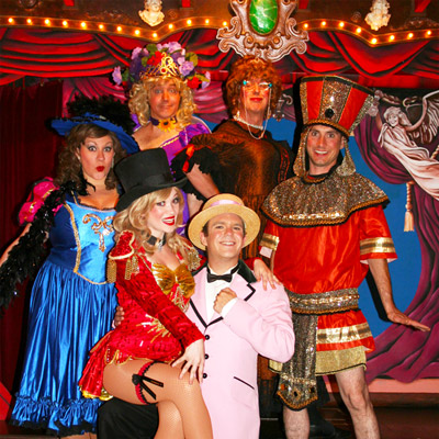 Cast of Sweet Fanny Adams