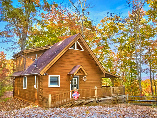 Stay at Cabins in Gatlinburg, TN