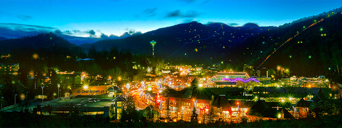 Gatlinburg Winter Magic Celebration