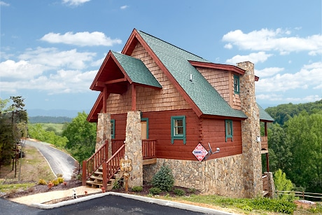 Tennessee vacation rental tennessee vacation cabin bearly legal