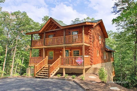 Smoky Mountains Cabin Rentals Pigeon Forge Cabin In Pigeon Forge Cabins Usa Gatlinburg
